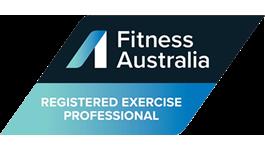 Fitness Australia accreditation
