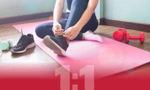 1:1 holistic health coaching