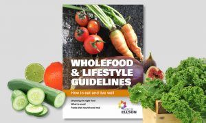 Wholefood guidelines cover